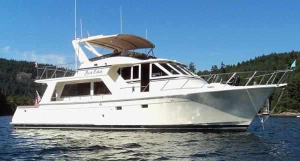 Offshore 54' Pilothouse