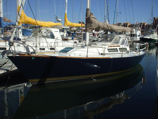 Frers Carroll Marine Beautiful boat