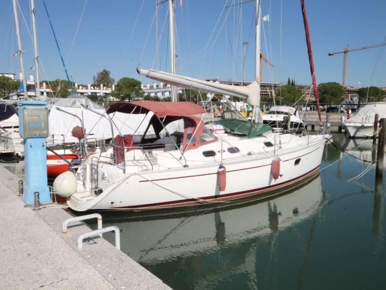 Dufour Gib Sea 37 Vintage