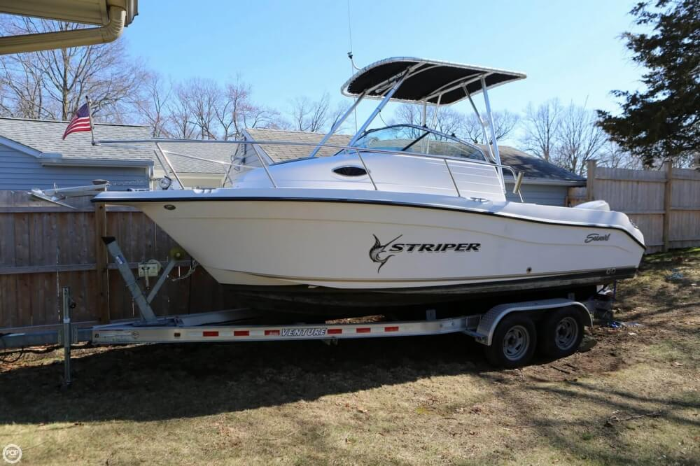 Striper 2101 Walkaround 2007 Striper 2101 WA for sale in Milford, CT