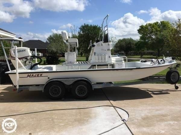 Majek 21 REDFISH LiNE TUNNEL 1997 Majek 21 REDFISH LiNE TUNNEL for sale in Victoria, TX