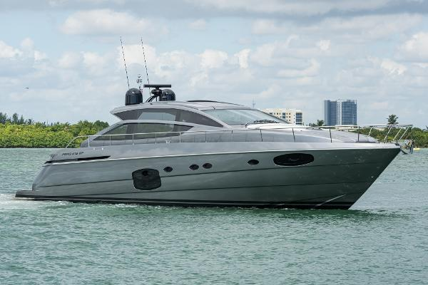 Pershing 62 2016 Pershing 62 - Profile