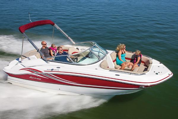 Hurricane SunDeck 2200 DC IO Manufacturer Provided Image