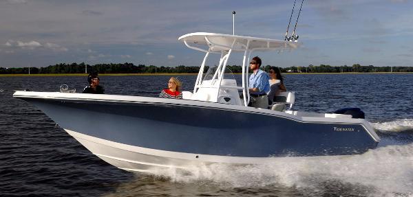 Tidewater Boats 232 CC