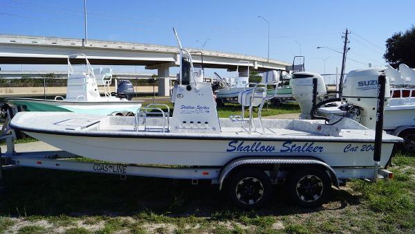 Shallow Stalker CAT-204