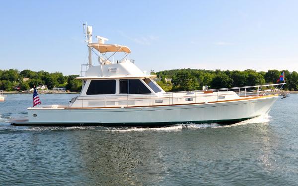 Eastbay motor yacht