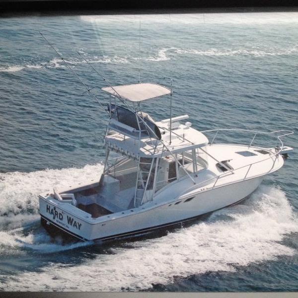 Luhrs 32 Open Starboard Stern