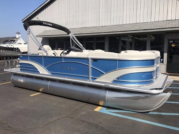 Sylvan 8520 Cruise LE