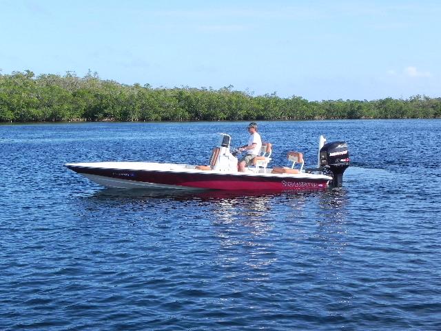 SHEARWATER BOATS Flats boats 22 Flats