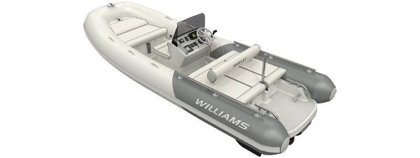 Williams Jet Tenders Sportjet 520