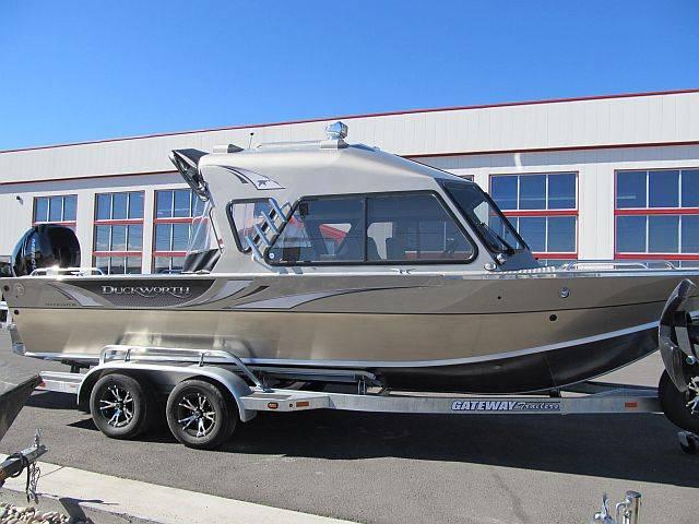 Duckworth 235 Pacific Navigator