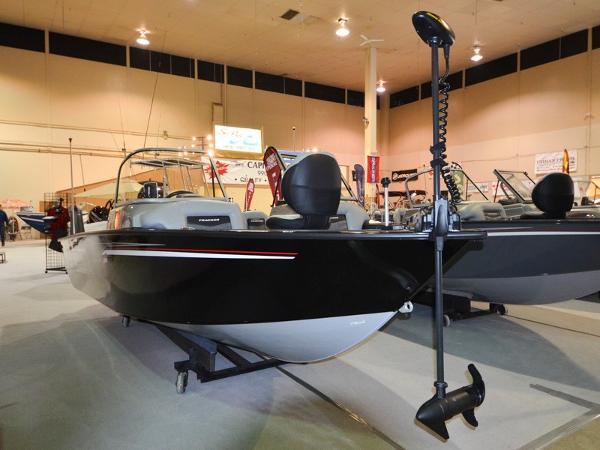 Tracker Targa V-20 Combo