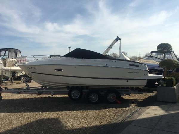 Bayliner 642 Cuddy Bayliner 642 - Port View