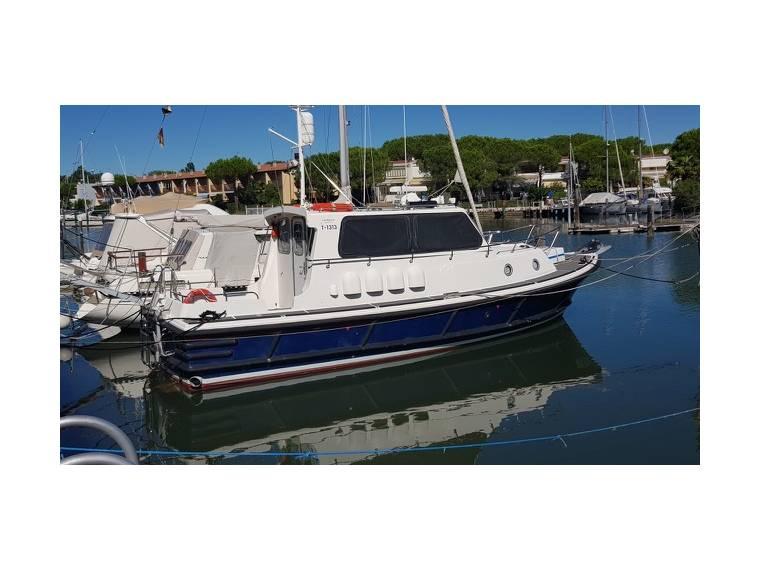 Hagebo Jachtbouw  Nelson 33 Landguard
