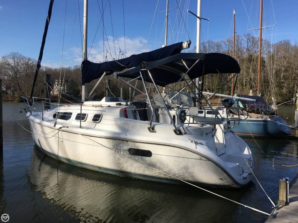 Hunter 290 2000 Hunter 290 for sale in Annapolis, MD