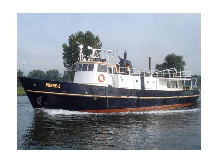 Jeanneau Seaworthy Steelship Vonne S