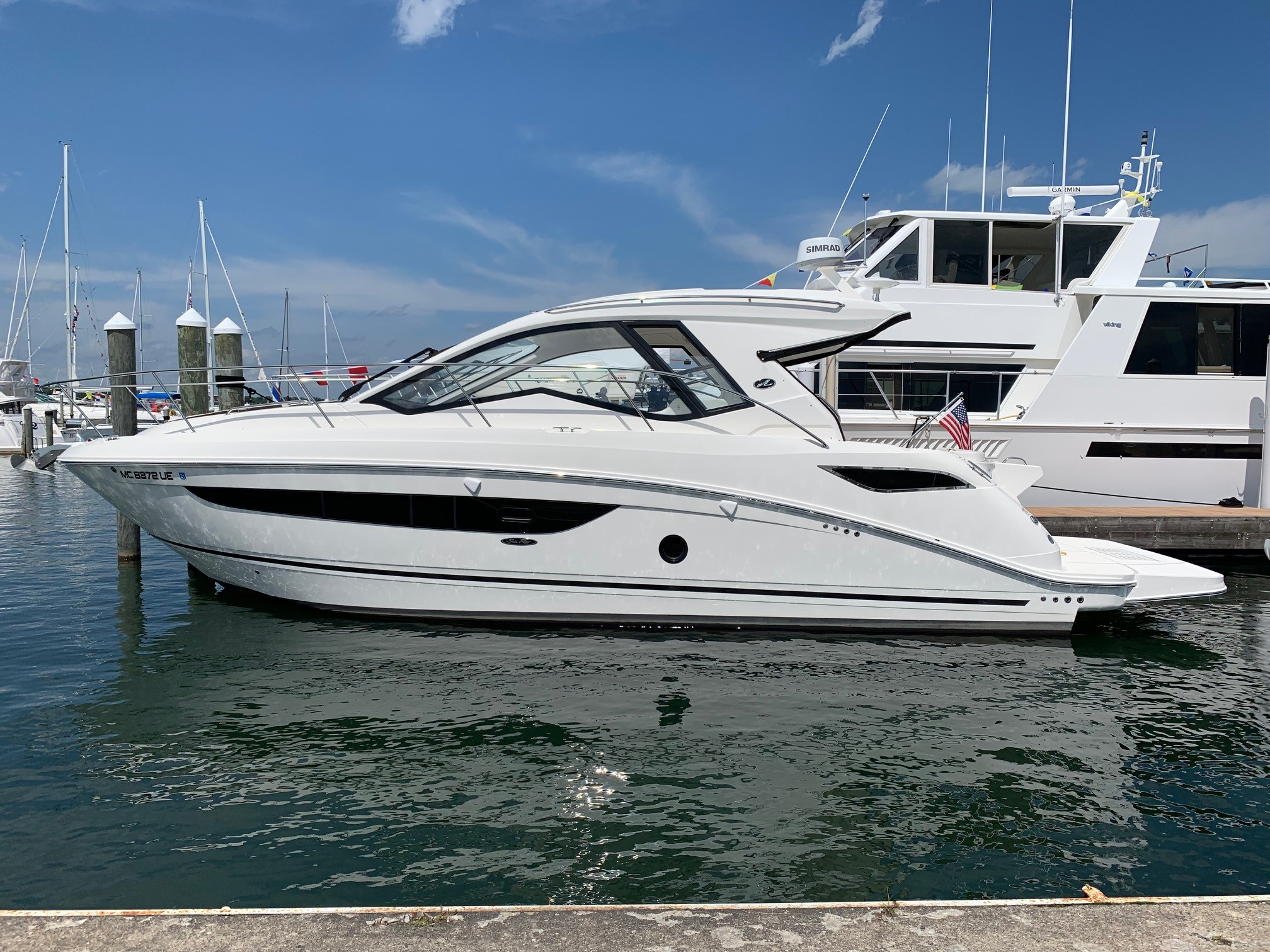 Sea Ray 350 Sundancer Coupe Sea Ray 2018 350 Sundancer Coupe