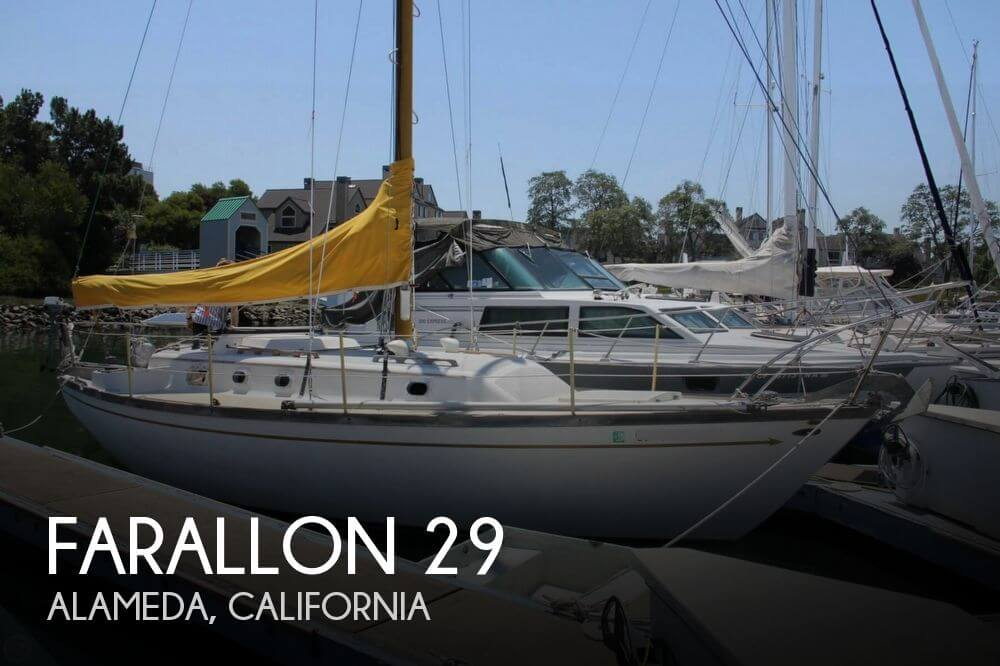 Farallon 29 1975 Farallon 29 for sale in Alameda, CA