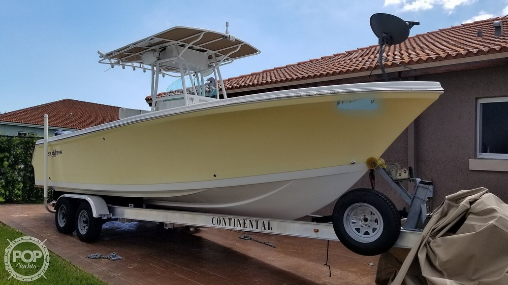 Sailfish 266 CC 2005 Sailfish 266 for sale in Miami, FL