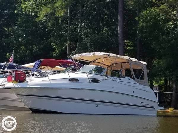 Chaparral Signature 260 2003 Chaparral Signature 260 for sale in Apex, NC
