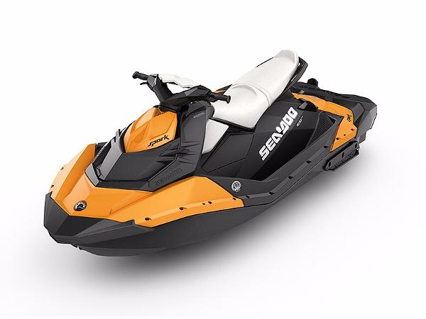 Sea-Doo Spark 3up IBR ROTAX® 900 HO ACE™ Convenience Package