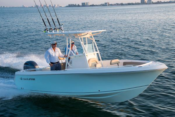 Sailfish 220 CC Manufacturer Provided Image