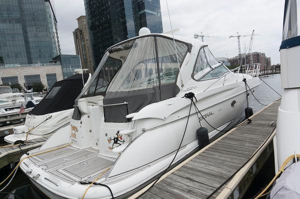 Doral 45 Alegria Starboard Side