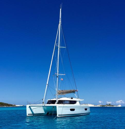 Fountaine Pajot Helia 44 Evolution