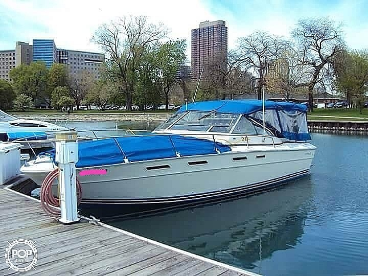 Sea Ray 300 Weekender 1978 Sea Ray 300 Weekender for sale in Dolton, IL
