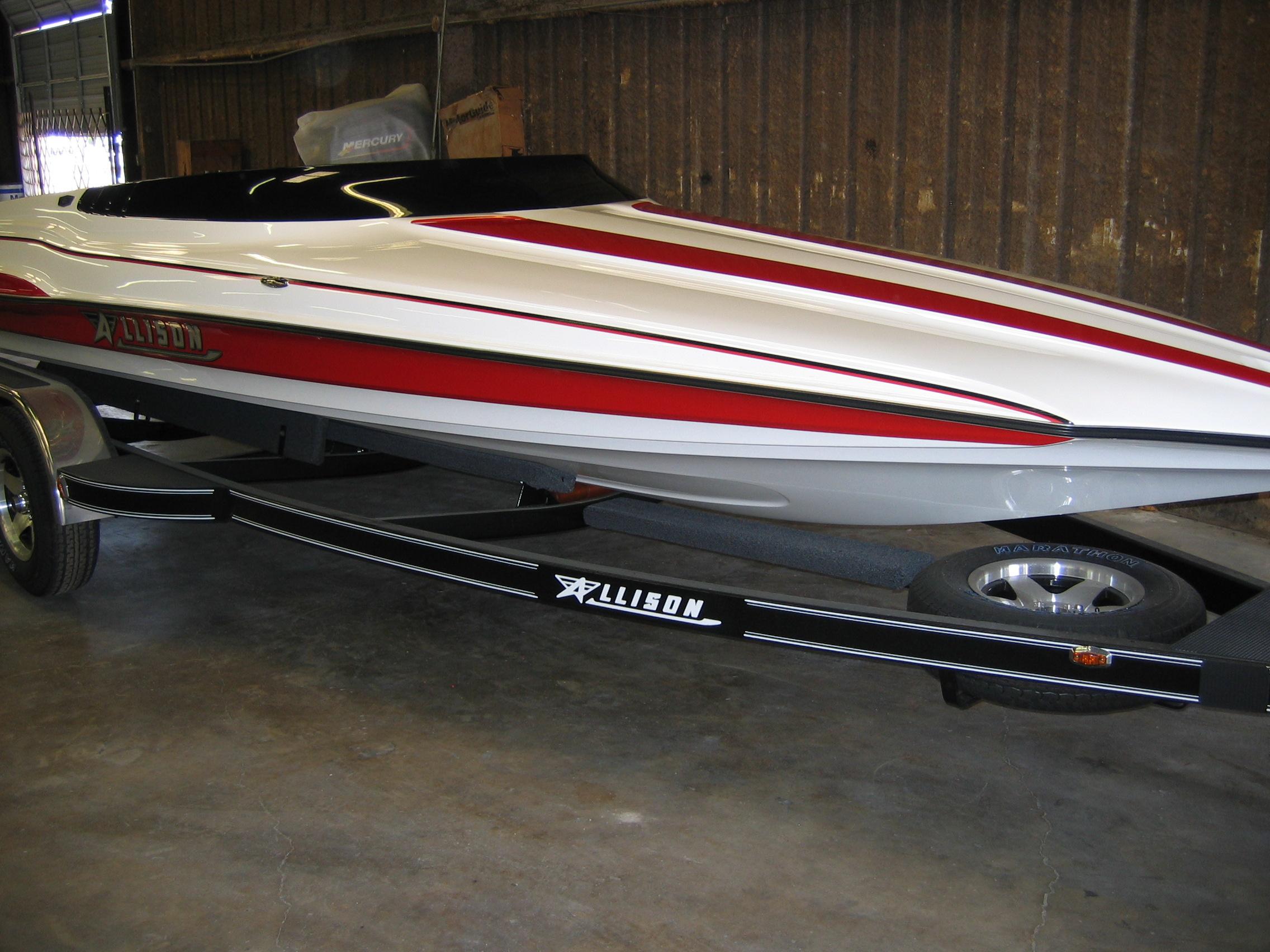 Allison Boats XS2003 GRAND SPORT