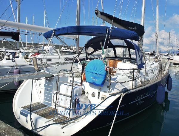 Beneteau Oceanis Clipper 411 001