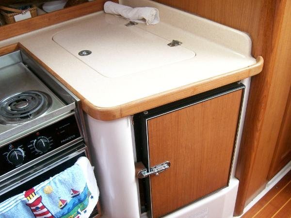 Galley Fridge
