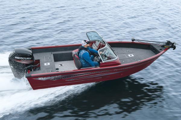 Ranger VS1670 WT Manufacturer Provided Image