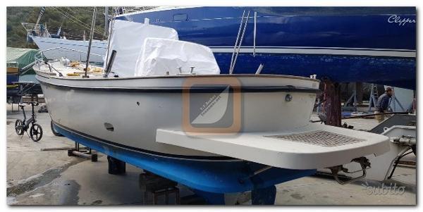 Workboat Gozzo Sabatini Altair 23 Gozzo Sabatini Altair 23