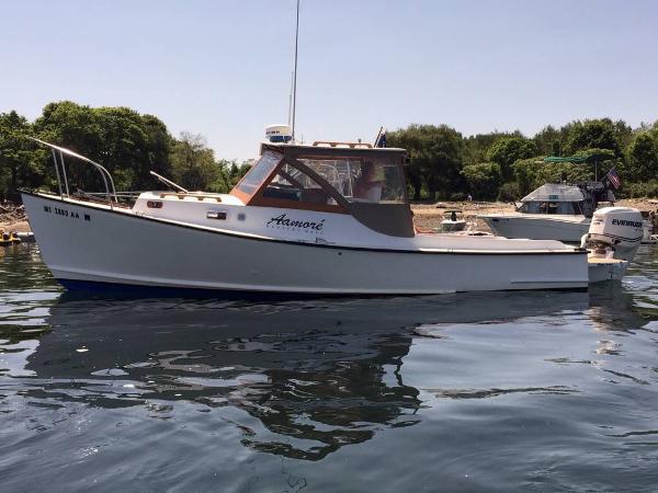 Wasque Wasque 26 Outboard