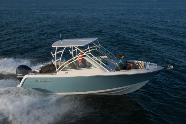 Sailfish 245 Dual Console Manufacturer Provided Image