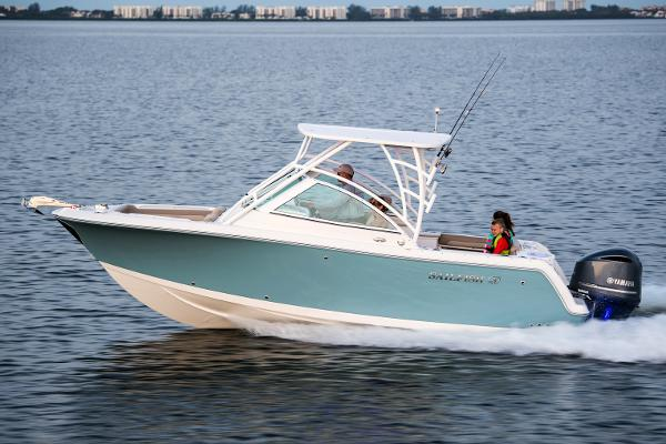 Sailfish 245 DC Manufacturer Provided Image