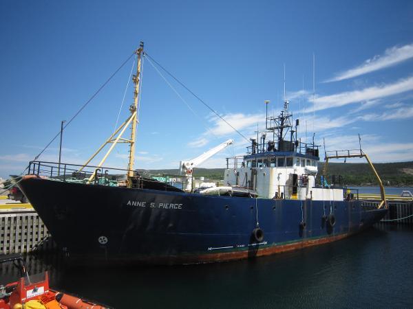 Trawler Cargo