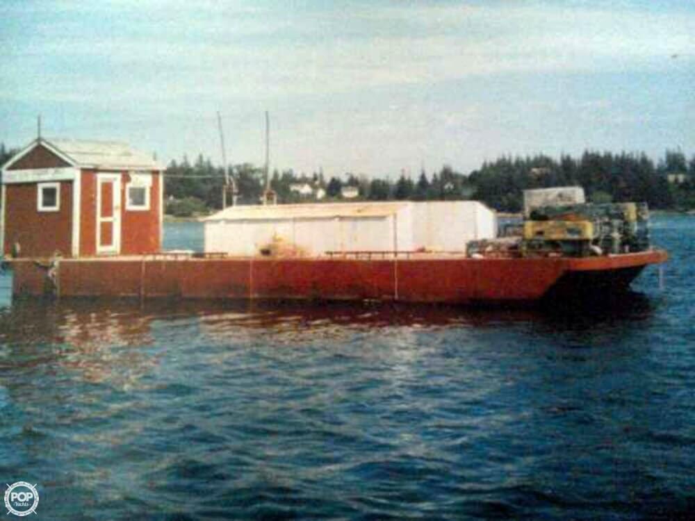 Corten Steel 20' x 52' Barge 1994 Corten Steel 20' x 52' Barge for sale in Thomaston, ME