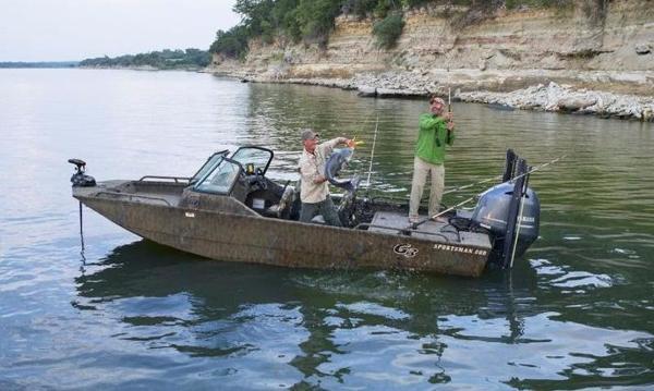 G3 Boats Sportsman 200 Breakup