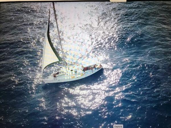 Jeanneau Sun Odyssey 52.2 Crystal Spray at Sea