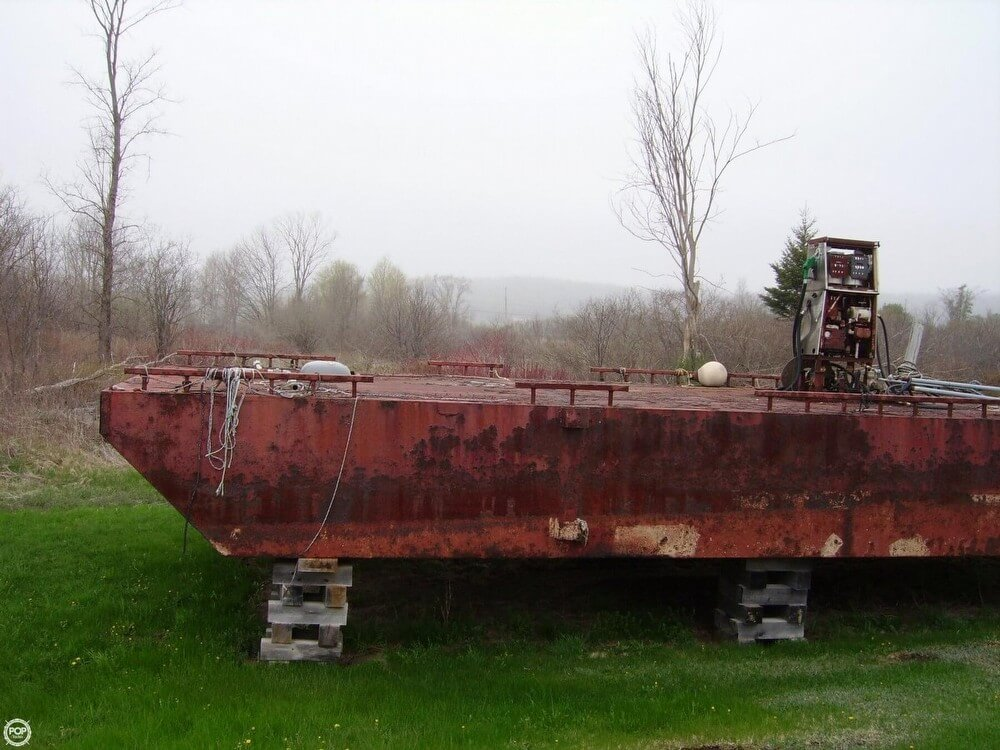 Corten Steel 16x40 Little Dipper 1992 Corten Steel 16x40 Little Dipper for sale in Thomaston, ME