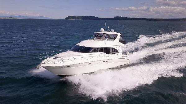 Sea Ray 540 Cockpit Motor Yacht