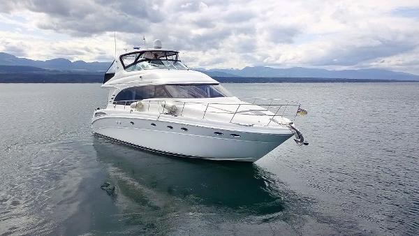 Sea Ray 540 Upper Helm MY