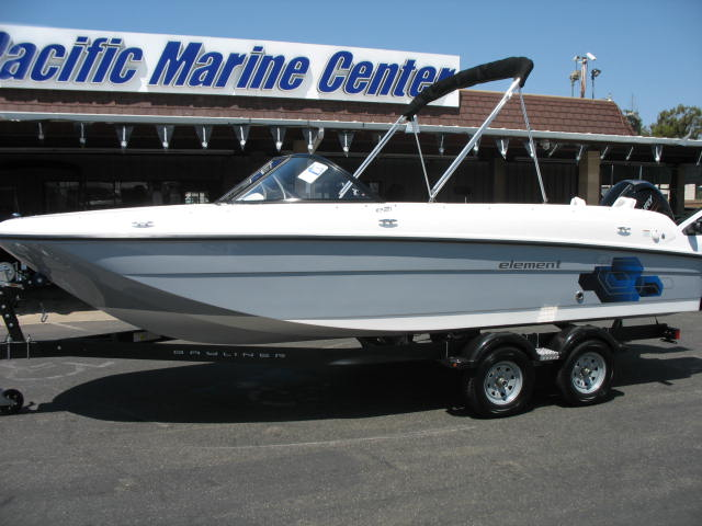 Bayliner Element E21 -Mercury 150hp