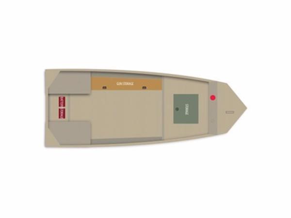 Alumacraft Waterfowler 16