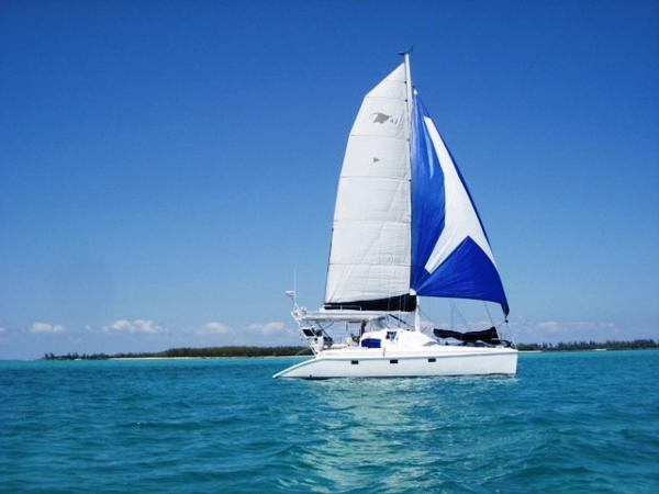 Manta 42 Sail Catamaran Tryst Two