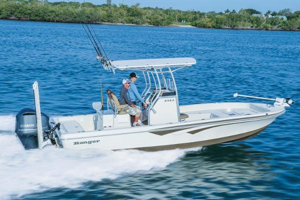 Ranger 2360 Bay Ranger