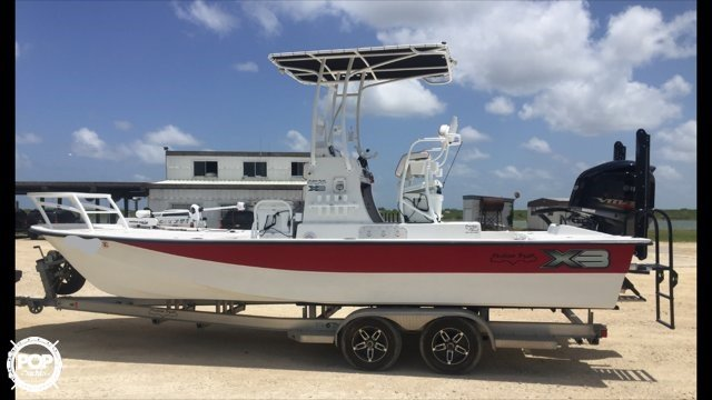 Shallow Sport 25 X3 2014 Shallow Sport 25 X3 for sale in Port O'connor, TX