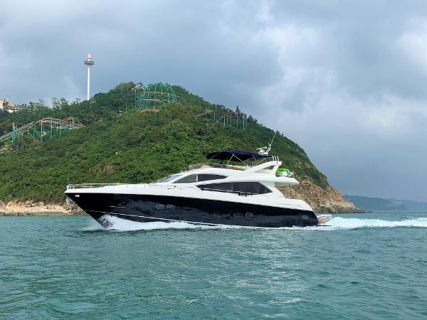 Sunseeker Manhattan 73 Manhattan 73 - Profile